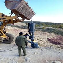膨胀剂裂石慢用劈裂机日产量多少图片