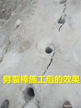 福州混凝土建筑拆除挖机不出活裂石器行情价格图片
