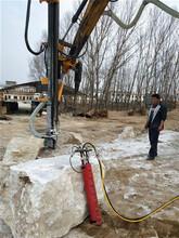 克拉玛依矿山替代爆破开采机器图片