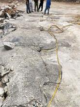 礦山開采巖石劈裂設備質量怎樣蘭州圖片