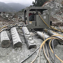 牡丹江專業裂石設備耐不耐用圖片