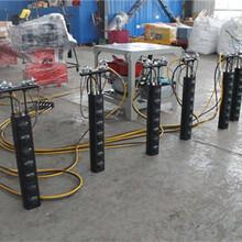 海南藏族自治州代替放炮的開山機器圖片