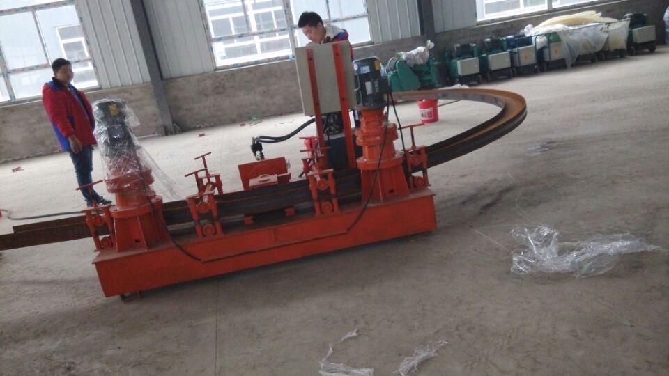 准确定位H钢顶弯机厂家晋城