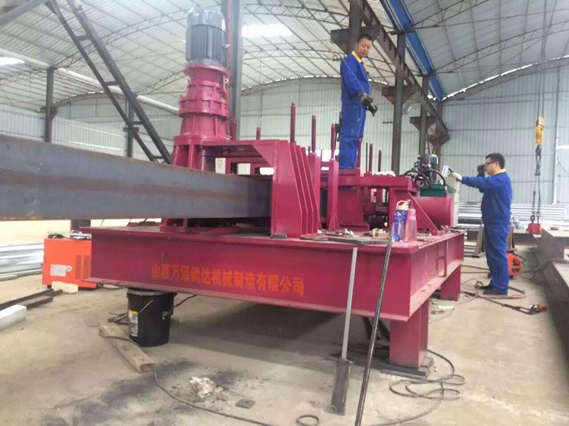 淄博工字鋼快速成型冷彎機質優價廉