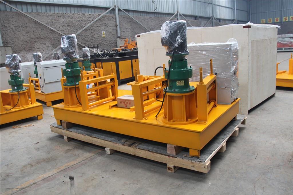 保山WGJ-250型液压弯曲机施工快的方法