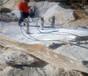 畢節地區礦山開采裂石設備配套設備