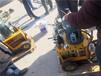 棗莊混凝土破裂機用大劈力裂石機