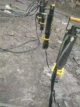 毕节地区地基石头开挖图片