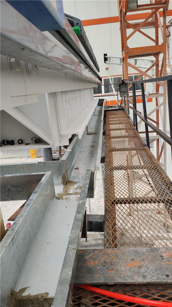 河西打樁泥漿處理壓濾機