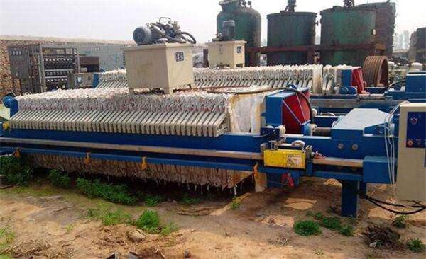 尾礦干排板框壓濾機廠家神農架