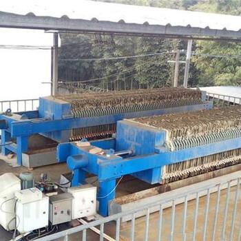 污泥脫水壓濾機終身維護可克達拉