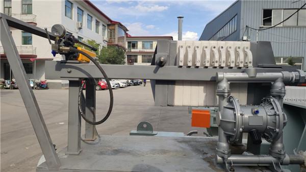 安康养殖污泥净化大型压滤机价格