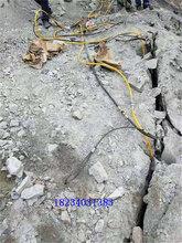 湘潭露天岩石开采劈裂机哪个牌子好耐用图片