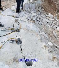 液压破石器厂家图片
