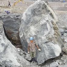 竖井裂石机设备联系电话图片