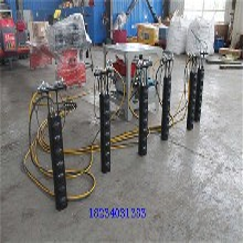 惠州基坑劈石机分裂泵国内比较好的