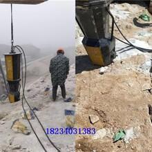 南阳安全快速劈石器厂家直销图片