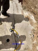 液壓無噪音劈裂機廠家電話圖片
