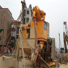 肇慶盾構施工泥漿凈化回收好用嗎圖片