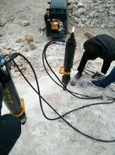 滁州市拆除破石机破石棒图片