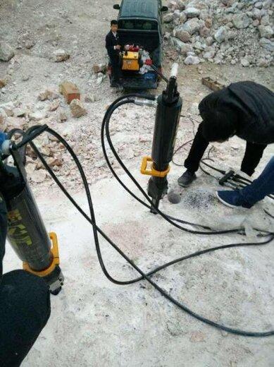 鶴壁市隧道挖掘破裂機頂石器廠家