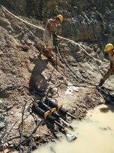 日喀則地區新型開山破石機劈裂槍圖片