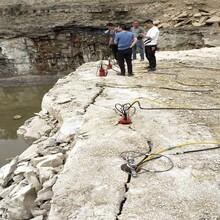 晉中市挖機帶動式劈石器圖片