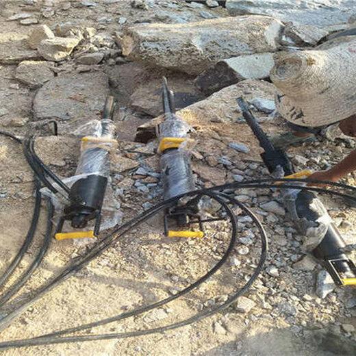 锦州高速修建破石器现场图片