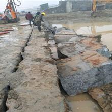 南京市強力劈裂機割裂機圖片