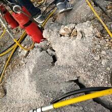 西双版纳州竖井裂石机破石棒产量高图片