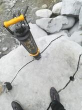 吉林市大型裂石機圖片