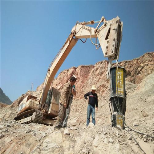 長沙市硬石頭巖石開采設備價錢低