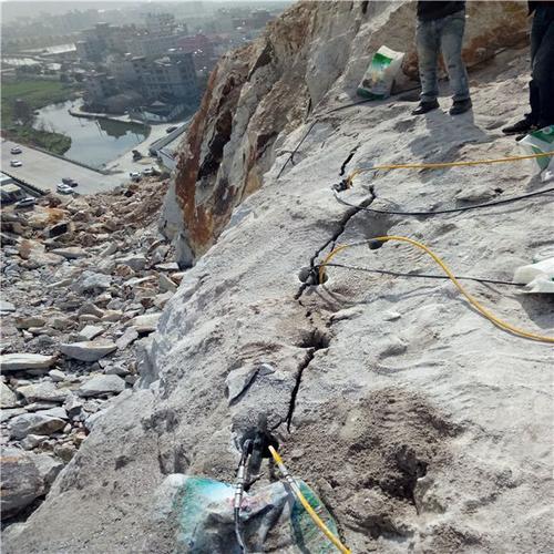 鶴壁市挖掘破裂機頂石器廠家