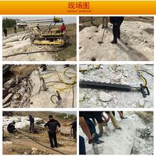 平谷井下巖石劈裂機銷售電話圖片