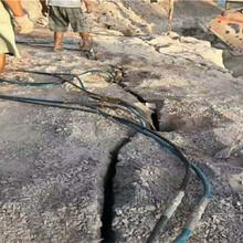 駐馬店市隧道挖掘破裂機脹裂棒圖片