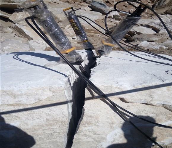 建筑破拆液壓分裂機