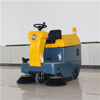 电动扫地车清扫车五刷电动扫地车座驾式扫地机厂家