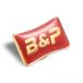 金屬徽章定制創意胸章訂制上海工號牌訂制廠
