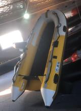 速海3.3米冲锋舟,底部装甲全包底,铝合金冲锋艇图片