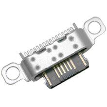 凸舌片型双外壳组合TYPEC连接器图片