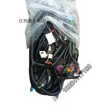 山东陕汽德龙老M3000各种车型线束起动机电瓶线路厂家图片图片