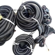 山东陕汽德龙F2000各种车型线束中控控制盒线路厂家图片图片