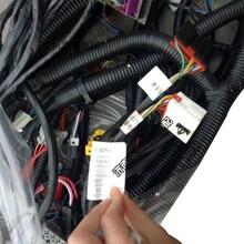 重汽新斯太尔驾驶室线束电脑板线路厂家图片图片