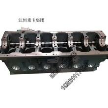 重汽HOWOT7H发动机缸体及配件图片厂家图片