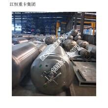 重汽HOWO10款卧式单体汽化天然气瓶图片厂家图片