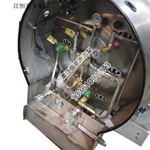 重汽豪沃T7卧式单体CNG低温卧式瓶CNG汽化天然气图片厂家图片