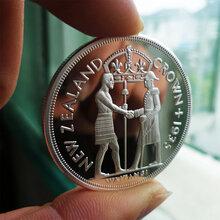 沈阳公司礼品纪念币厂家定做金属纪念币图片