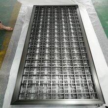 佛山不銹鋼加工廠定做加工:彩色不銹鋼屏風、各種異形制品