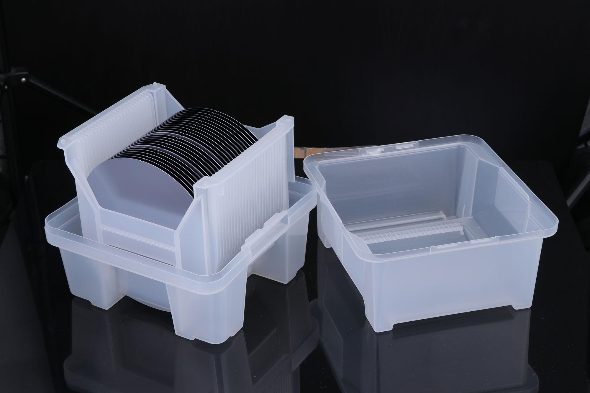 半导体硅片、晶片全自动称重厚度计数检测设备性能可靠