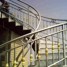 东城楼梯扶手厂家定制图片